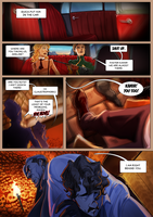 Monsieur Charlatan Page 167 by DrSlug