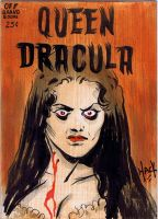 Queen Dracula! by RobertHack