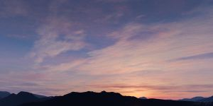 Soft Clouds Sunset 2 by HarelForge