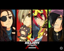 Killjoys, make some noise by Kaisel
