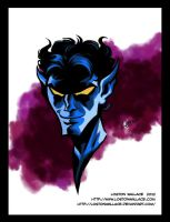 Nightcrawler by LostonWallace