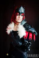 Aion - The Warrior by IbelinnCosplay