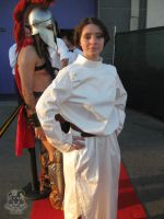 Princess Leia by MiracoliCosplay