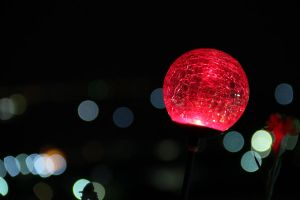 Red orb by SomethingWild7