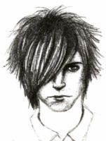 Shaded emo head by Doxycycline