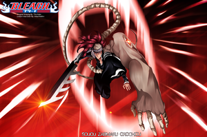 Bleach 564 - Renji New Bankai by HikariNoGiri