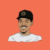 Chance the Rapper by anIntellexual
