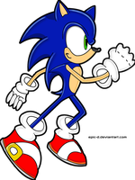 Sonic SA Style by Epic-D