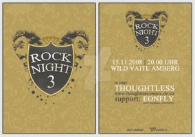 Flyer Rocknight III by DOMDESIGN