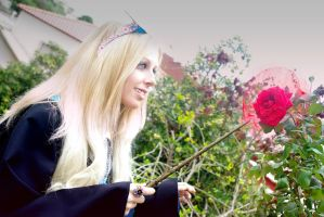 Put magic in everything, Luna Lovegood Cosplay by MissWeirdCat