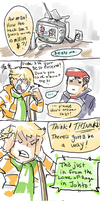 TPP Platinum comic: Pearl should SHUT UP by kateisakid16