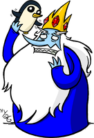 The Ice King by Yuji28Go
