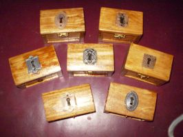 Larp Lockboxes by MortalMagus
