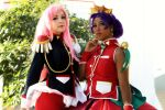 Revolutionary Girl Utena Cosplay -Absolute Destiny by SailorMappy
