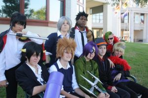 We Are the Vongola by BladeXD