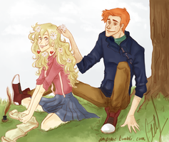 Freddie and Loony by AniPokie