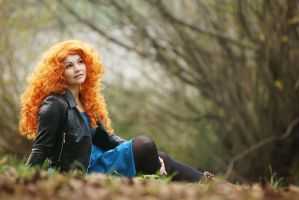 Modern Merida - Change your fate by straychild77