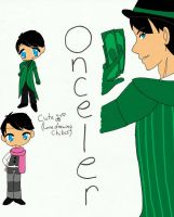 Oncie by InvaderAli