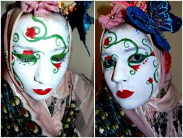 A Face Of Mardi Gras by stuk-in-reality