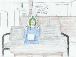Jade as Yue in Hot Apartment by Crivens322