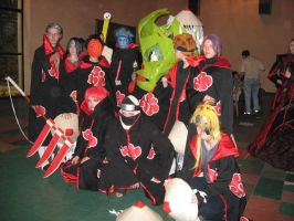 Naruto:Akatsuki all group by DarkMousyR