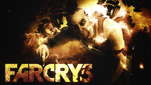 Far Cry 3 : Vaas Wallpaper by Gigy1996
