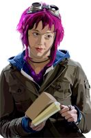 Ramona Flowers Colors by solnan666