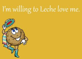 Girl Scout Cookie Cards: Dulche-de-Leche by goldenConnpass