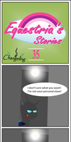 Equestria's Stories - 35 (Changeling) by Zacatron94
