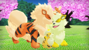 MMD PK Arcanine Update DL by 2234083174