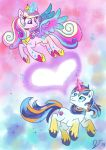 Rainbow Power of Love by DreamscapeValley