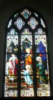 Denver Cathedral Window 31 by Falln-Stock