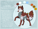 Skog Reference Sheet by xAshleyMx