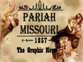 Pariah, MO the graphic novel by andresjsalazar