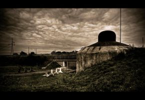 Buried Bunker by Beezqp