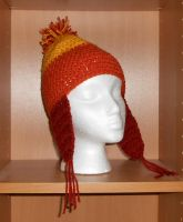 Crochet Jayne's Hat (From Firefly) by Craftigurumi