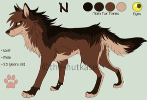 N Reference Sheet by The-Nutkase