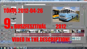 Bus Festival Tokol Hungary VIDEO by Seth890603