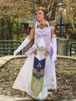 Princess Zelda 2 by KittyKarlson