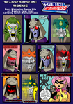 Five Faces of Darkness by Transformers-Mosaic