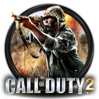 Call of Duty 2 Icon v1 by Kamizanon