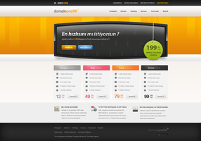 DomainPozitif Web Interface by ooppsss