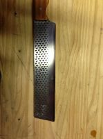 Logan Pearce Rasp Cleaver - a slight modification by dgary1980