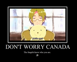 Don't worry Canada by KitsuneSama1720
