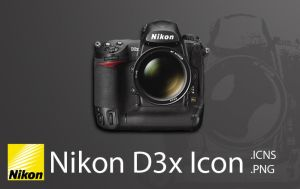 Nikon D3x Icon by photoartiste