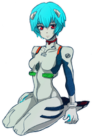 Ayanami Rei by piyo119