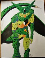 Imperfect Cell by LadyAlvarez