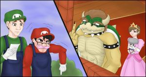 Super Marky Bros by M-G-K