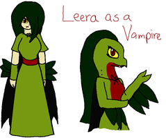 Leera the Vampvyle by GrovyleFangirl1997