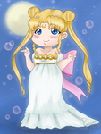 CosChub - Princess Serenity by BleachedKitten